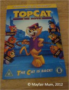 Top Cat DVD2