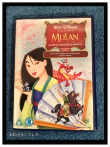 Walt Disney's animated classic, Mulan (1998)